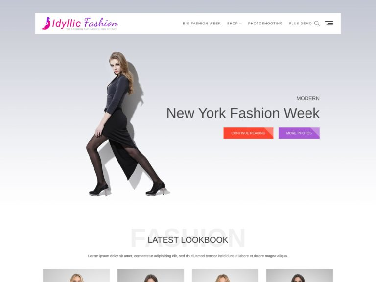 Best Free Fashion WordPress Themes, featured image