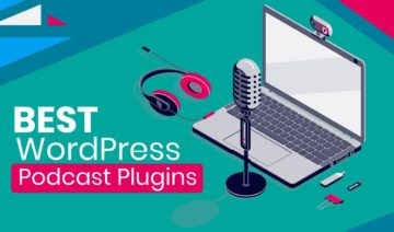 Best WordPress podcast plugins, featured image