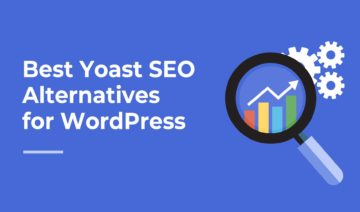 Best Yoast SEO alternatives for WordPress, featured image