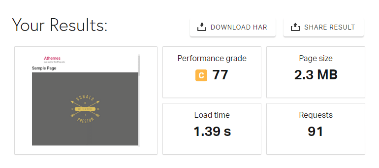 Namecheap's Pingdom results.