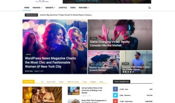 Best WordPress themes for tech blogs, featured image